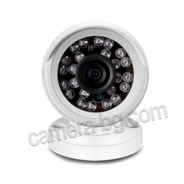 IP охранителна интернет камера, бяла