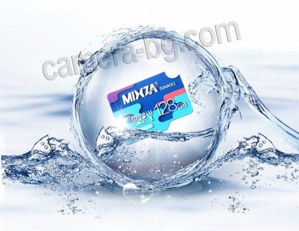 Micro SD карти с памет 16GB, 32GB, 64GB, 128GB, водоустойчиви