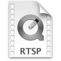RTSP видео поток за излъчване на живо