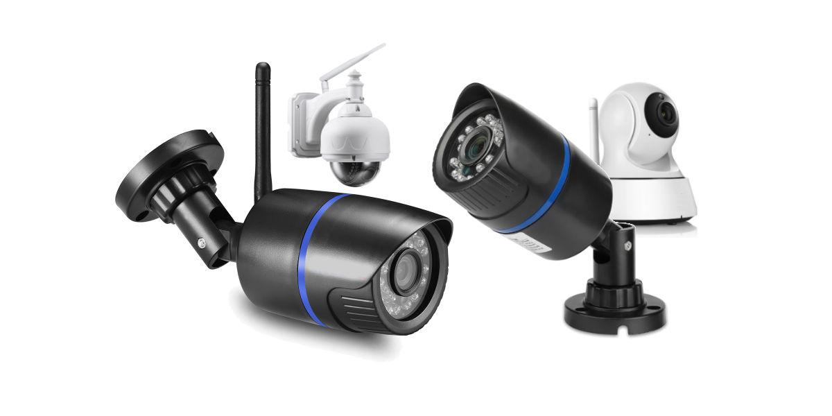 IP камери