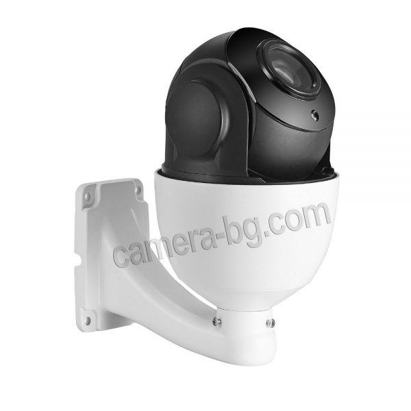 Високоскоростна IP охранителна камера, 30x Zoom, PTZ, FullHD 1080P, 2MP, външна IP66, метален корпус