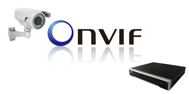 ONVIF съвместимост на IP камери и NVR устройства
